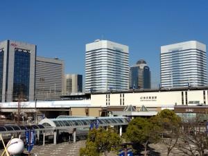 海浜幕張駅南口DSC07270